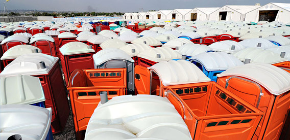 Champion Portable Toilets in College Station,  TX